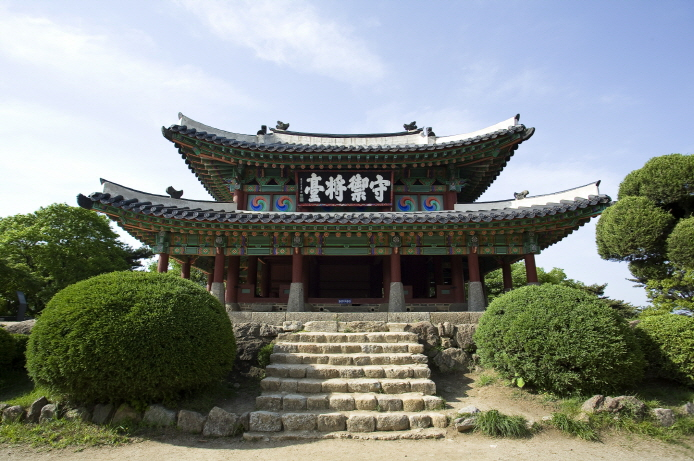 "Gyeonggi province is expected to hold a yearly ""cultural festival"" in October starting next year, and will hold a ""festival commemorating the listing of Hamhansanseong onto the UNESCO World Heritage Site"" in June of 2020. (image: Yonhap)"