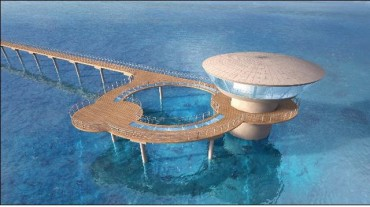 Underwater Marine Observation Deck to Open by 2020