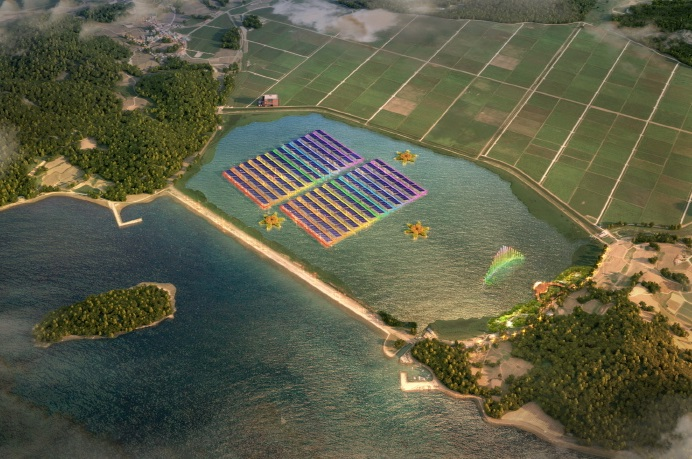 Jindo Pushes for Largest-Ever Cooperative Solar Project