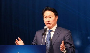 SK Chairman Lauds SK hynix Performance