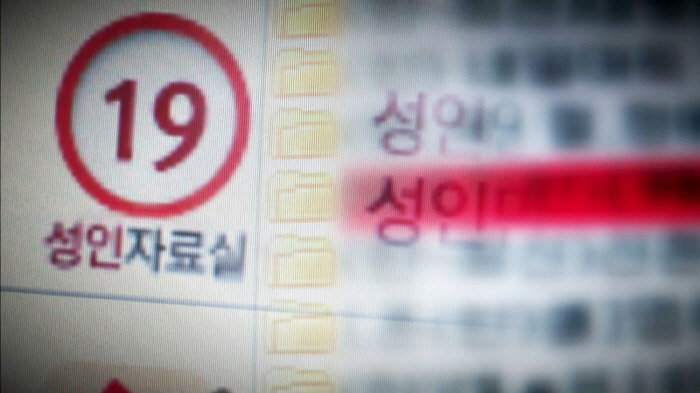 """The government recently announced that it will """"exercise the right to indemnity"""" and have offenders pay for the costs of removing videos online. (image: Yonhap)"""