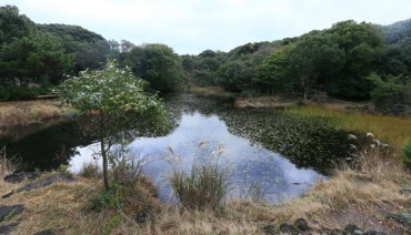 Jeju City's Jocheon-eup Accredited as a Wetland City Under Ramsar Convention