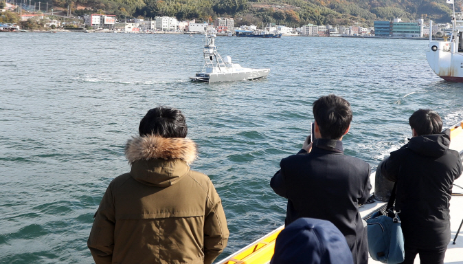 S. Korea to Use Drones to Monitor Illegal Fishing