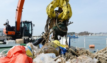 S. Chuncheong Province Boosts Marine Debris Management Efforts