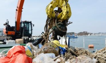 S. Chuncheong Province Boosts Marine Debris Management Efforts
