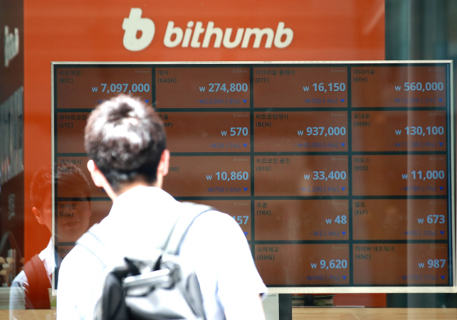 S. Korea Imposes US$69.2 mln in Withholding Tax on Bithumb