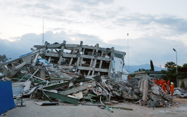 S. Korean Firms Offer Aid for Quake-hit Indonesia