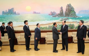 S. Korea's Local Gov'ts Speed Up Cooperation with N. Korea