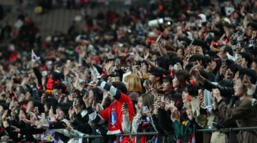 S. Korea Enjoying Ticket Sales Boom for Nat'l Football Team