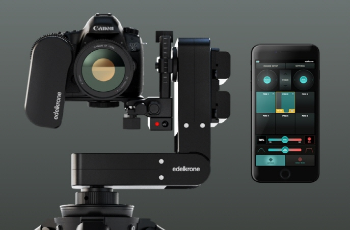 edelkrone Brings its Latest Product to its Customers' Mobile Devices Before They May Even Buy it with Apple's AR Technology