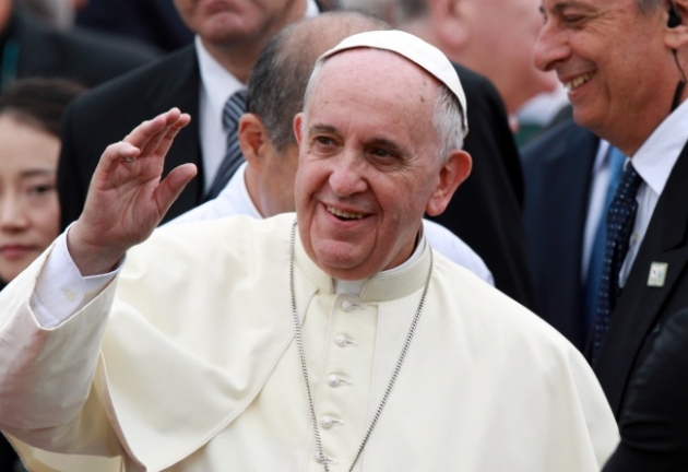 "In 2014, Pope Francis visited South Korea and said Koreans should forgive each other ""unreservedly"" if they want peace and reconciliation on the divided peninsula. (image: Yonhap)"