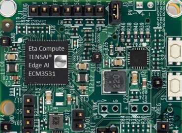 Eta Compute Launches Machine Learning Platform with Ultra-Low-Power Consumption for Edge Devices
