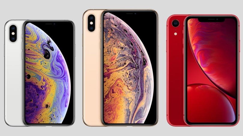 It is reported that the retailers had to buy Apple's new models including the iPhone XS, iPhone XS Max and iPhone XR, but too many new models in a short period of time and exorbitant prices for the new phones resulted in a significant financial burden. (Image courtesy of Apple)