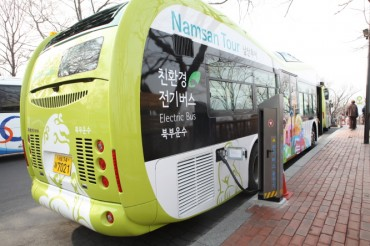Bus Batteries Recycled into Energy Storage Systems