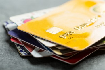 Credit Card Loans Jump 34 pct in Sept.