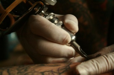 Tattoos Becoming Mainstream in S. Korea