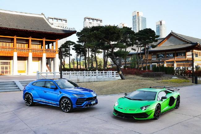 Supercar Brands Eye Fast-growing S. Korean Market