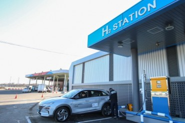 S. Korea to Boost Electric, Hydrogen Cars to 33 pct of Total by 2030