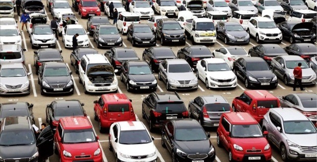Used Cars Increasingly Popular in S. Korea