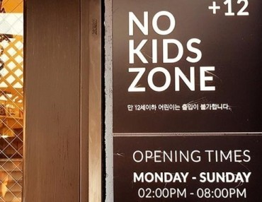 Discrimination vs. Rights: Controversy Swirls over No-kids Zones