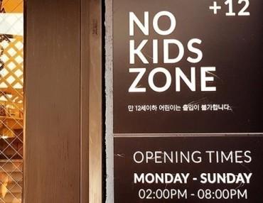 Discrimination vs. Rights: Controversy Swirls over No-kids Zones
