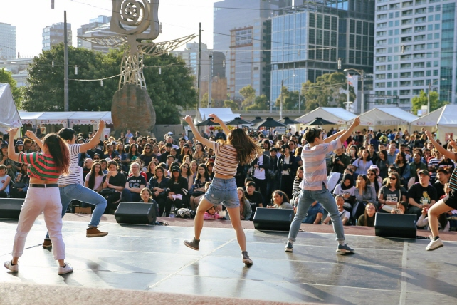 Korean Wave Hits Melbourne as Crowd of 50,000 Flocks to Korean Festival