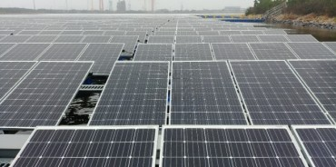 Floating Solar Farm in Spotlight as S. Korea Goes Green