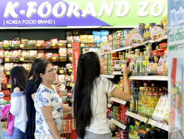 Vietnamese Consumers Positive About S. Korean Goods: Poll