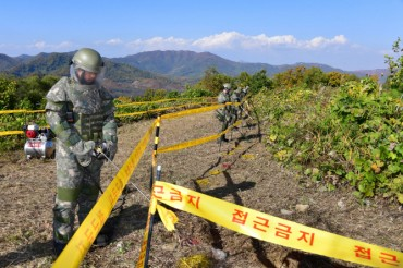Koreas to Connect Road Inside Heavily Fortified DMZ