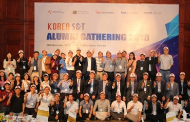 Vietnamese Scientists with S. Korean Degrees Establish Joint Alumni Association