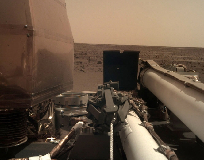 Teledyne Image Sensors Power Cameras Onboard NASA's InSight Mission to Mars