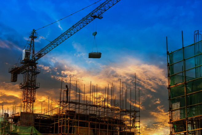 The Ministry of Land, Infrastructure and Transport said it will release workplace fatality data every month starting in July to emphasize safety on construction sites. (image: Korea Bizwire)