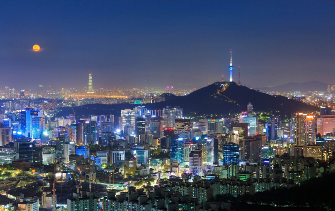 S. Korea's Growth Rate Second Highest Among 14 Major Countries