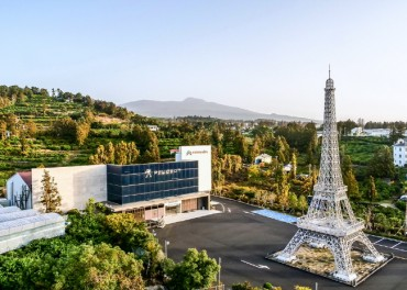 Peugeot-Citroen Opens 1st Auto Museum Outside France on Jeju