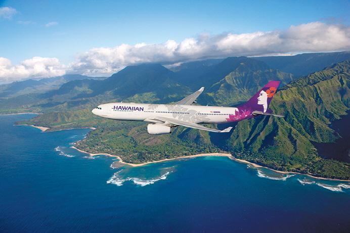 Hawaiian Airlines Introduces Bid Up in S. Korea