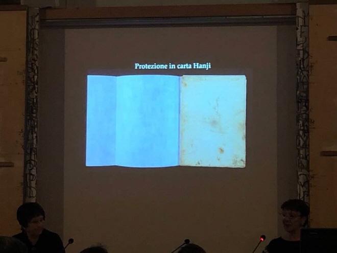 Hanji Used to Restore Da Vinci Masterpiece