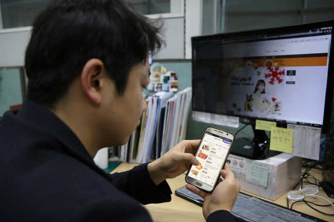 More Men Shopping Online After Implementation of 52-hour Work Week