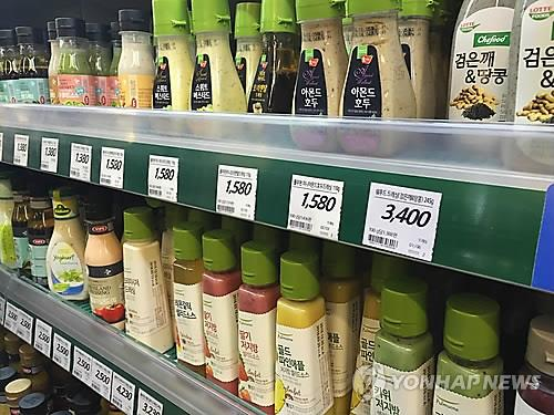 Golden Age for Sauces in S. Korea