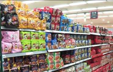 Ramyeon Exports Expected to Surpass $400 million This Year
