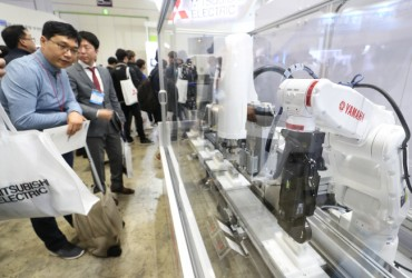 S. Korea to Build 30,000 Smart Factories by 2022
