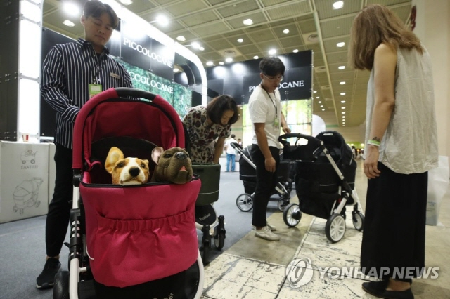 25 pct of S. Korean Adults Have Pets: Report