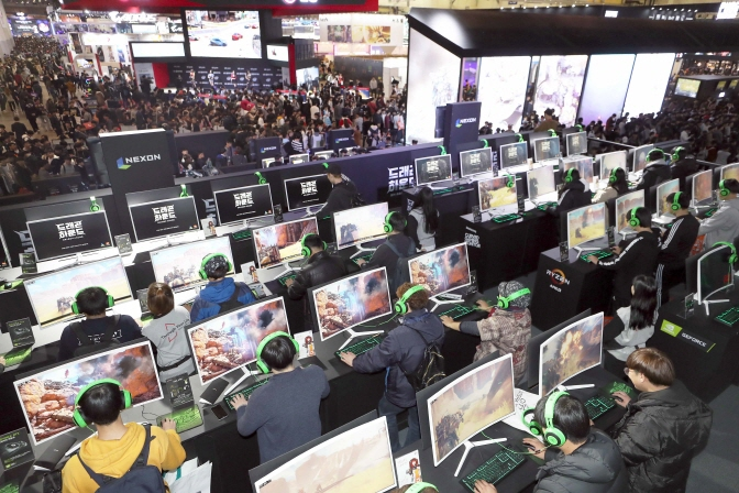 S. Korea's Gaming Industry Ranks Among World's Top in Sales