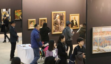 S. Korea's Arts Market Grows 25 pct on Higher Architectural Sculpture Demand