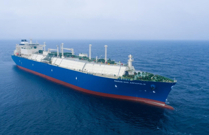 S. Korean Shipyards Once Again Expect LNG Ship Boom