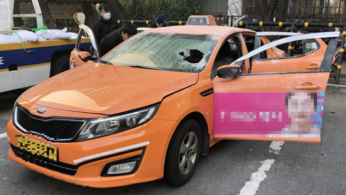 Taxi Driver Self-immolates in Apparent Protest of Commercial Carpool Service
