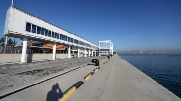 South Korea's Largest Cruise Terminal Completed in Incheon