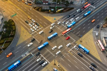 Smart Crosswalk System Boosts Traffic Safety in Gumi
