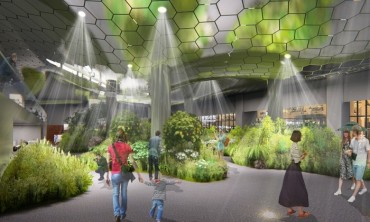 New 'Solar Power Garden' Coming to Jonggak Station