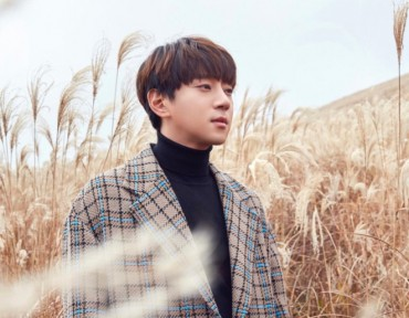 Hwang Chi-yeul to Release Second Full-length Album This Month