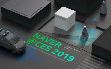 Naver to Debut AI, Robotics Technologies at CES